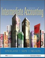 Intermediate Accounting + Annual Report By Spiceland, J. David/ Sepe, James/ ...