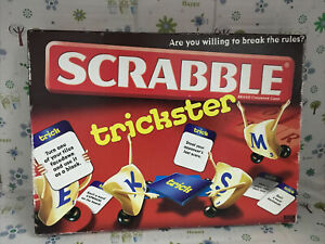 'Scrabble Trickster' game by Mattel