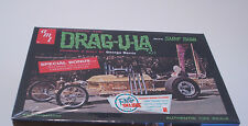 Barris DRAG-U-LA with Surf Slab Card Board Display 1:25 scale AMT Kit