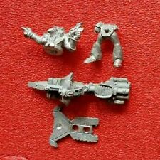 TECHMARINE JETBIKE RIDER - METAL OOP ROGUE TRADER SPACE MARINES EXTREMELY RARE