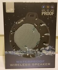 Ilive Waterproof Portable Wireless Bluetooth Speaker Black Sound Usb Music I Why