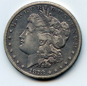 1878-cc Morgan ( SEE PROMOTION)