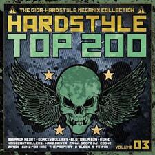HARDSTYLE TOP 200 Vol 3 = Prophet/Heart/Zany/Coone/zatox...=4CD= PHATTE TRAXX !!
