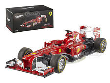 ELITE FERRARI F1 F138 FERNANDO ALONSO CHINA GP 2013 1/43 HOTWHEELS BCK13