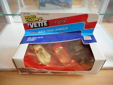 Road Champs Corvette Vette 3 Set in Box
