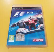 Formula 1 F1 2012 GIOCO PS3 VERSIONE ITALIANA
