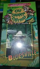 THE SWAMP CRITTERS OF LOST LAGOON - BLUESVILLE [VHS] NEW AND SEALED