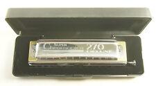 Harmonica Chormatique Hohner Super Chromonica 270 Deluxe en Do/C 7540/48