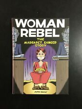 WOMAN REBEL The Margaret Sanger Story by PETER BAGGE