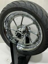 2007 Harley-Davidson FLHRSE CVO Road King Road Winder Rear Wheel 17 x 4.50