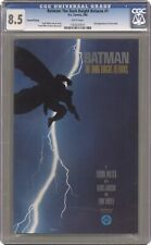 Batman The Dark Knight Returns #1-2ND CGC 8.5 1986 1163247011