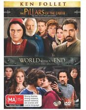 The Pillars Of The Earth / World Without End : NEW DVD