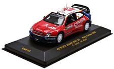 ixo models  1/43 citroen xsara wrc  # 2 rally turkey 2005