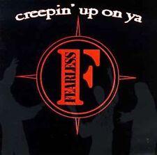FREE US SHIP. on ANY 3+ CDs! ~Used,Good CD Fearless: Creepin Up on Ya