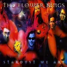 THE FLOWER KINGS - STARDUST WE ARE NEW CD