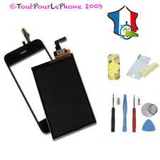ECRAN LCD + VITRE ECRAN TACTILE + KIT OUTILS + FILM POUR IPHONE 3G