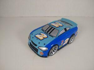 Shake N Go Disney's Cars #2 Race Car Mattel 2005 Works!