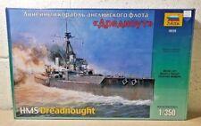 ZVEZDA > HMS Dreadnaught Model Kit, 1:350 Scale [9039]