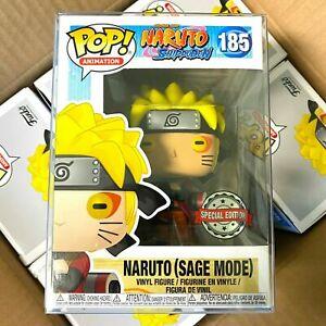 Funko Pop Naruto Shippuden : Sage Mode, Six Path, Pain, Sasuke, Itachi , Madara
