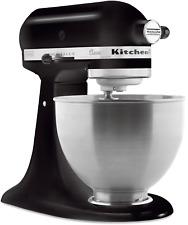 KitchenAid Küchenmaschine classic 4,3 l, schwarz - 5K45SSEOB
