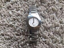 TISSOT T-Round Steel Damen Armbanduhr L540.110, NP:300€