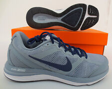 NIKE DUAL FUSION RUN 3 MENS SIZE 7.5 SHOES 653596 009 CASUAL WORKOUT RUNNING NEW