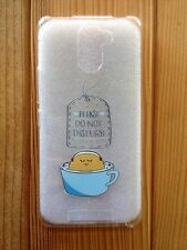 Funda de silicona (case - cover) con frases para Samsung Galaxy S5
