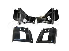 08-10 FORD SUPER DUTY F250 F350 F450 F550 FRONT BUMPER MOUNTING BRACKET PLATE 4P