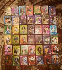 Jackie chan adventures cards