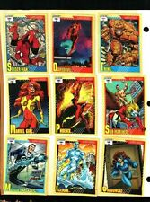 Impel 1991 Marvel Universe Series 2 (You Pick 2 Cards)