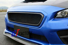 NEW FOR 2015+ SUBARU WRX & STI CARBON FRONT GRILL GRILLE WITH MESH CS STYLE
