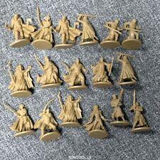 17x rare Golden Heroes Dungeons & Dragon Marvelous Miniatures figure D&D toys