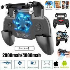 Handy Gamepad Gaming Controller Joystick w/ Lüfter & Ladegerät F PUBG Universal