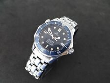 OMEGA SEAMASTER 300m PROFESSIONAL MID SIZE 36mm BLUE WAVE DIAL CHRONOMETER