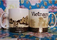 New Starbucks Coffee Mug Collector Series Vietnam City Mugs 16oz