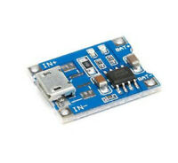 10pcs TP4056 5V 1A Lipo Battery Charging Board Charger Module lithium USB 18650