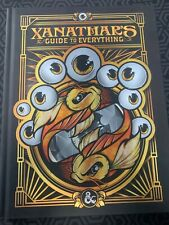 Xanathar's Guide to Everything Limited Edition Cover