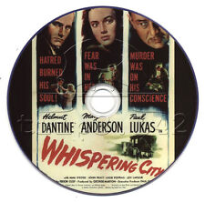 Whispering City (1947) Crime, Drama, Film-Noir Movie on DVD