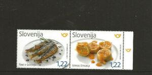 Slowenien , 2020 Gastronomie, 144x - yy**