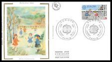 France (Jeux d'enfants) 1989 - Europa -  FDC