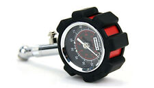 COIDO 6075 Tyre Tire Pressure Gauge Guage 100 psi for Auto, Cars and Bikes