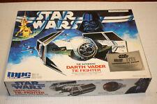 MPC ERTL Star Wars Darth Vader Tie Fighter model kit 8916