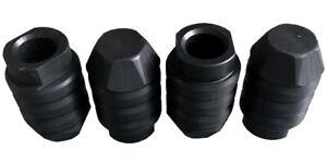 Ashley Skinner Stiffy Snakeboard 4 Stück bumpers Dämpfer suspensions CNC Nylon