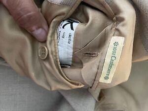 kiton 50 Sakko 100% Cashmere,sehr Wenig Getragen