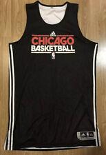 Adidas Chicago Bulls NBA Reversible Practice Basketball Jersey Mens