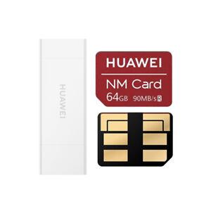 Original Huawei Official Carte NM Nano 64/128/256 Go / Lecteur de Carte Mémoire