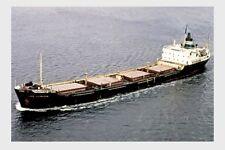LAKE ILLAWARRA aerial version 1975 crashed Tasman Bridge modern digital Postcard