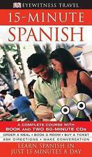 15-Minute Spanish: Learn Spanish in just 15 minutes a day (Eyewitness Travel 15-