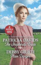 The Shepherd's Bride And Plain Danger By Patricia Davids Debby Giusti