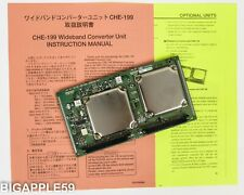 Japan Radio Che-199 Module For Nrd-545 Radio Receiver 30 Mhz- 1999 Mhz Coverage